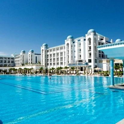 Tunisko - Port El Kantaoui letecky na 8 dnů, all inclusive