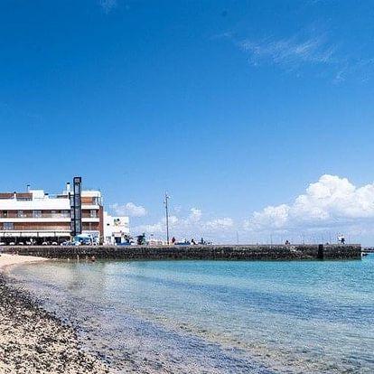 Španělsko - Fuerteventura letecky na 8-15 dnů, snídaně v ceně