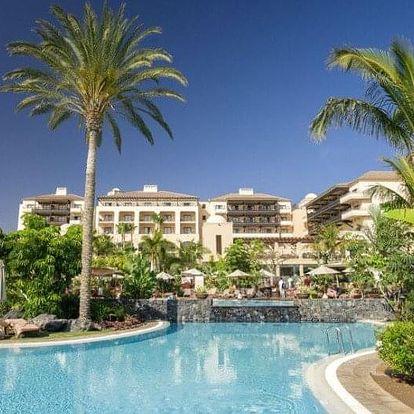 Španělsko - Tenerife letecky na 8-16 dnů