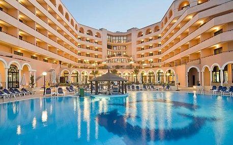Malta - St. Julian letecky na 8-12 dnů, snídaně v ceně