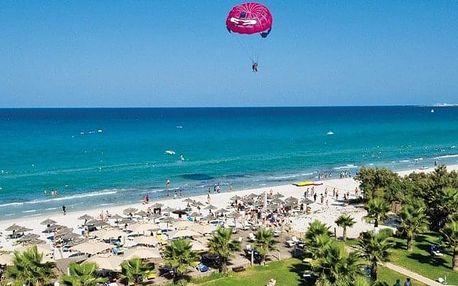 Tunisko - Mahdia letecky na 10-15 dnů, all inclusive