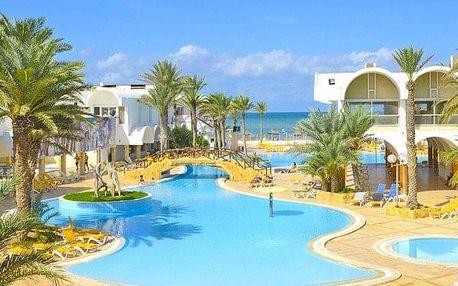 Tunisko - Djerba letecky na 6-16 dnů, all inclusive