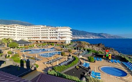 Španělsko - La Palma letecky na 8-15 dnů