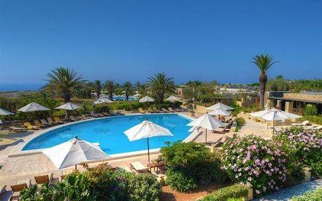 Malta - ostrov Gozo letecky na 8-12 dnů, snídaně v ceně