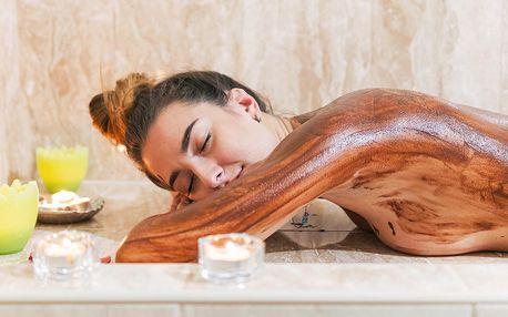 30 nebo 60 min. relaxu: koupel, zábal i masáž