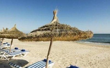 Tunisko - Port El Kantaoui letecky na 7-16 dnů, all inclusive