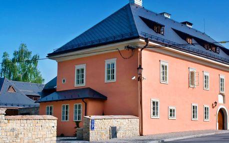 Romantika na zámku, jídlo, wellness i Ostravacard
