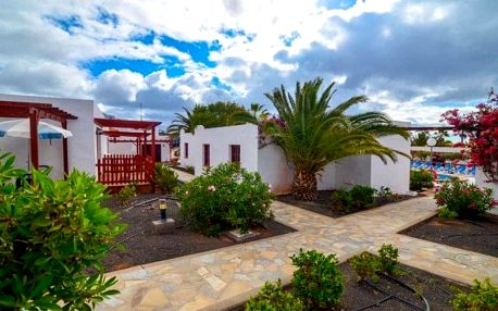 Španělsko - Fuerteventura letecky na 8 dnů