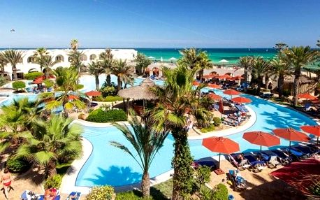Tunisko - Djerba letecky na 7-16 dnů, all inclusive