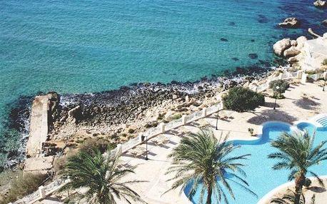 Malta - Mellieha letecky na 8-12 dnů, snídaně v ceně