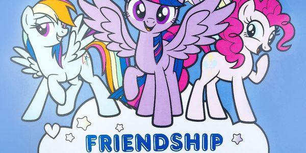 Spokey Hasbro My Little Pony | Modrá2