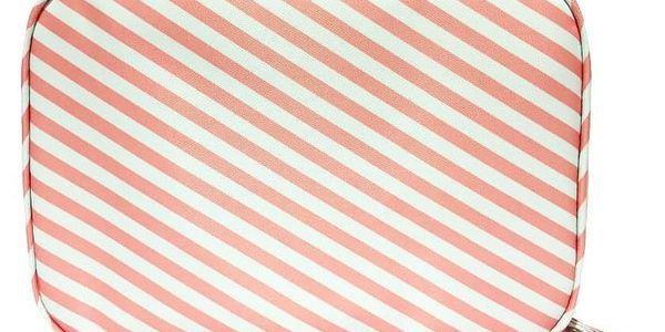 Kosmetický kufřík s potiskem | Bílá2