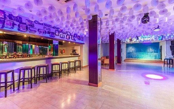 BLUESEA Club Marthas, Mallorca, Španělsko, Mallorca, letecky, snídaně v ceně2