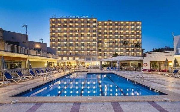 HOTEL GLOBALES CONDES DE ALCUDIA, Mallorca, Španělsko, Mallorca, vlastní doprava, polopenze2