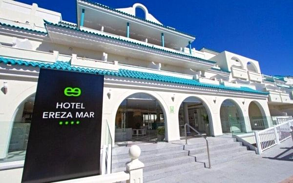 Ereza Mar, Fuerteventura, Kanárské ostrovy, Fuerteventura, letecky, all inclusive3