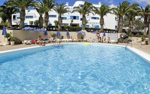 Aparthotel Costa Mar, Lanzarote, Kanárské ostrovy, Lanzarote, letecky, polopenze3