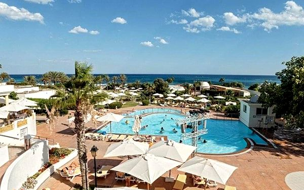 DELPHINO BEACH RESORT & SPA, Hammamet, Tunisko, Hammamet, letecky, all inclusive3