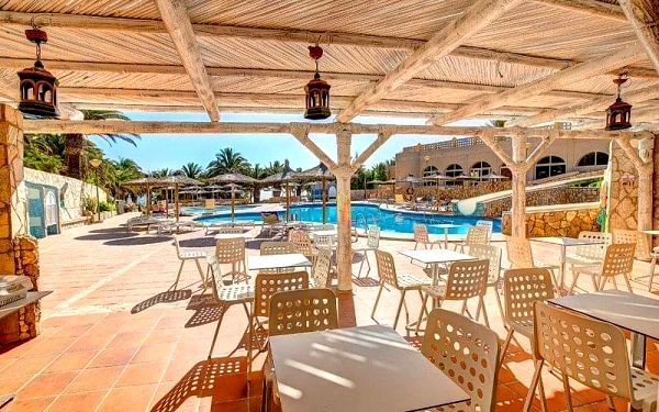 Hotel SBH Monica Beach, Fuerteventura, Kanárské ostrovy, Fuerteventura, letecky, all inclusive3