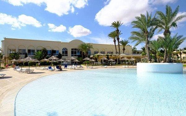 ZEPHIR HOTEL & SPA, Zarzis, Tunisko, Zarzis, letecky, all inclusive2