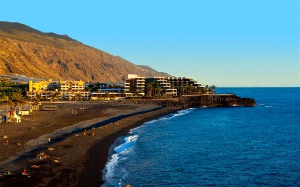 SOL LA PALMA, La Palma, Kanárské ostrovy, La Palma, letecky, polopenze2