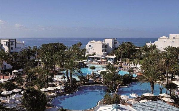 SEASIDE LOS JAMEOS PLAYA, Lanzarote, Kanárské ostrovy, Lanzarote, letecky, snídaně v ceně2