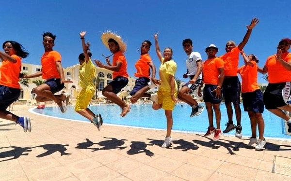 DJERBA CASTILLE, Djerba, Tunisko, Djerba, letecky, all inclusive2