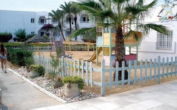 SUN CLUB, Djerba, Tunisko, Djerba, letecky, all inclusive2