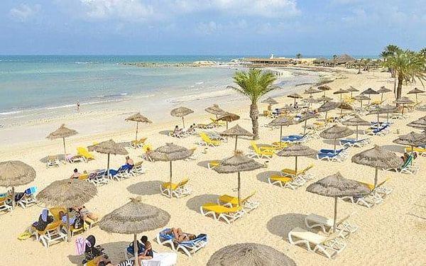 HOTEL DAR DJERBA RESORT NARJESS, Djerba, Tunisko, Djerba, letecky, all inclusive2
