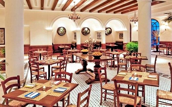 HOTEL MÖVENPICK RESORT & MARINE SPA SOUSSE, Sousse, Tunisko, Sousse, letecky, all inclusive3