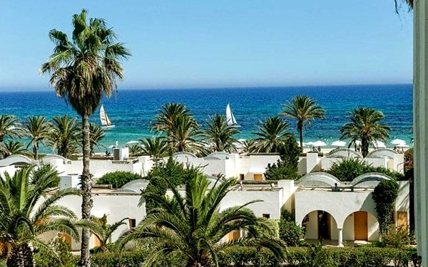 DELPHINO BEACH RESORT & SPA, Hammamet, Tunisko, Hammamet, letecky, all inclusive5