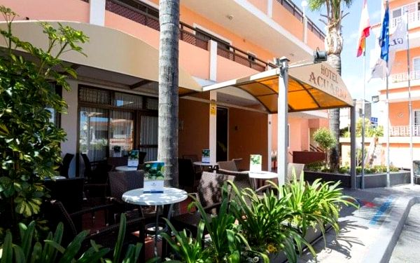 Hotel Globales Acuario, Tenerife, Kanárské ostrovy, Tenerife, letecky, snídaně v ceně2