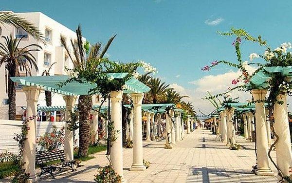 HOTEL AZIZA THALASSO GOLF, Hammamet, Tunisko, Hammamet, letecky, all inclusive2
