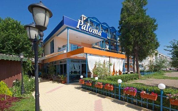 PALOMA, Slunečné Pobřeží, Bulharsko, Slunečné Pobřeží, letecky, snídaně v ceně4
