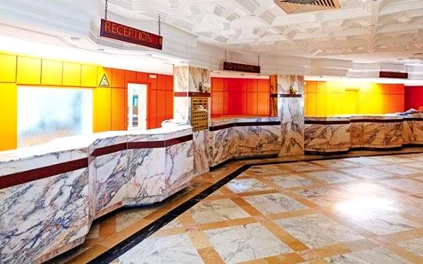 HOTEL HELYA BEACH & SPA, Skanes, Tunisko, Skanes, letecky, all inclusive2
