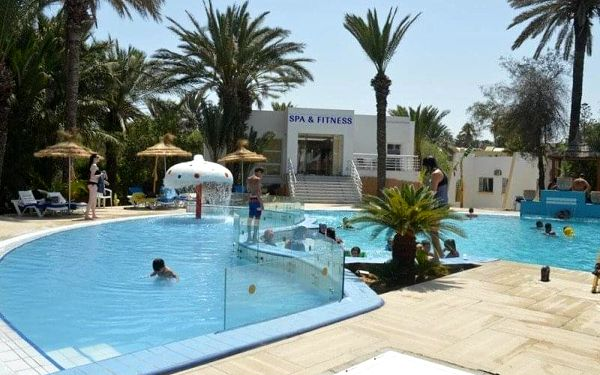 MARHABA BEACH, Sousse, Tunisko, Sousse, letecky, all inclusive3