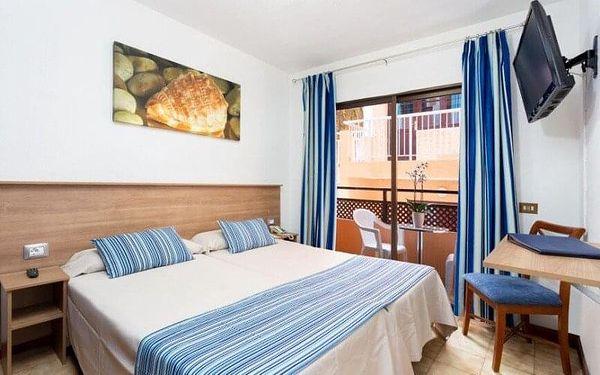 Hotel Globales Acuario, Tenerife, Kanárské ostrovy, Tenerife, letecky, snídaně v ceně3