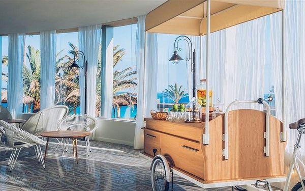 IBEROSTAR SELECTION FUERTEVENTURA PALACE, Fuerteventura, Kanárské ostrovy, Fuerteventura, letecky, polopenze2
