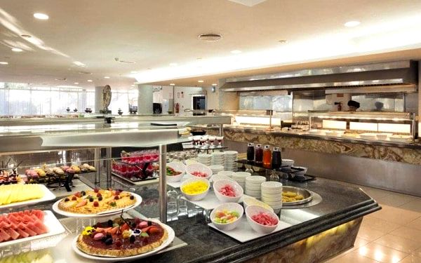 Hotel HSM Atlantic Park, Mallorca, Španělsko, Mallorca, letecky, all inclusive2