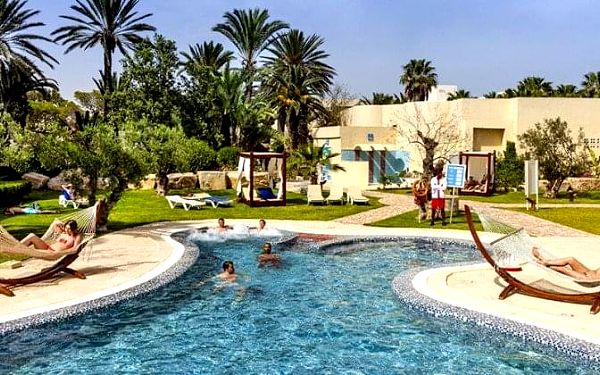 HOTEL CLUB MAGIC LIFE AFRICANA IMPERIAL & AQUAPARK, Yasmine Hammamet, Tunisko, Yasmine Hammamet, letecky, all inclusive3