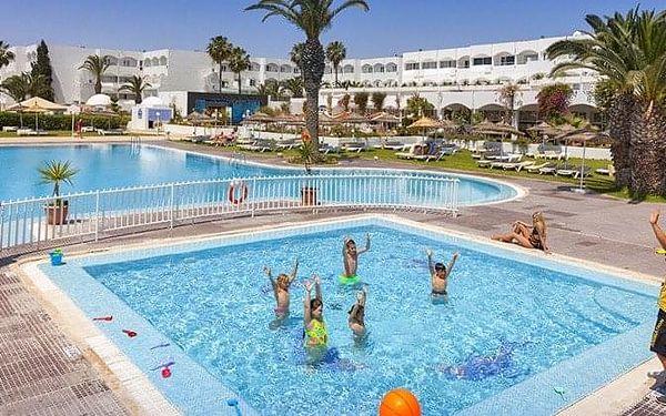 Tunisko - Hammamet letecky na 6-12 dnů, all inclusive