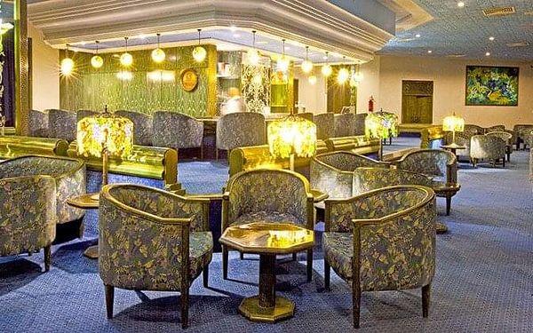 HOTEL EL MOURADI PALM MARINA, Port El Kantaoui, Tunisko, Port El Kantaoui, letecky, all inclusive4