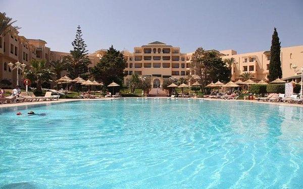 ROYAL KENZ THALASSO & SPA HOTEL, Port El Kantaoui, Tunisko, Port El Kantaoui, letecky, all inclusive3