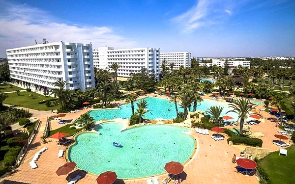 SAHARA BEACH AQUAPARK RESORT, Skanes, Tunisko, Skanes, letecky, all inclusive3