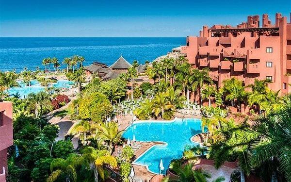 SHERATON LA CALETA RESORT & SPA, Tenerife, Kanárské ostrovy, Tenerife, letecky, snídaně v ceně3