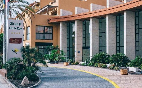 GRAND MUTHU GOLF PLAZA, Tenerife, Kanárské ostrovy, Tenerife, letecky, bez stravy4