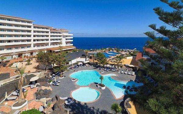 H10 TABURIENTE PLAYA, La Palma, Kanárské ostrovy, La Palma, letecky, polopenze3