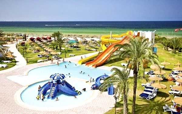 HOTEL LE SOLEIL BELLA VISTA, Monastir, Tunisko, Monastir, letecky, all inclusive3