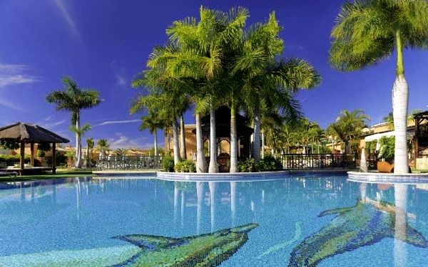 GREEN GARDEN RESORT AND SUITES, Tenerife, Kanárské ostrovy, Tenerife, letecky, all inclusive2