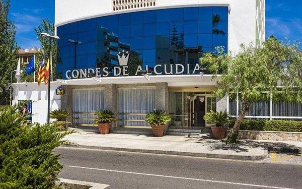 HOTEL GLOBALES CONDES DE ALCUDIA, Mallorca, Španělsko, Mallorca, vlastní doprava, polopenze5