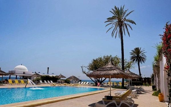 PALMYRA NABEUL, Nabeul, Tunisko, Nabeul, letecky, all inclusive3